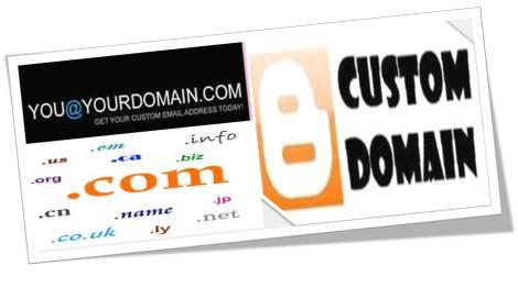 domain sendiri